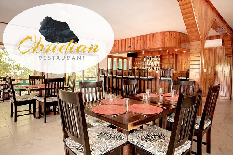 San Ignacio Belize Hotels - restaurant