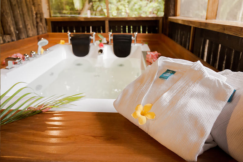 Belize Honeymoon Cabanas