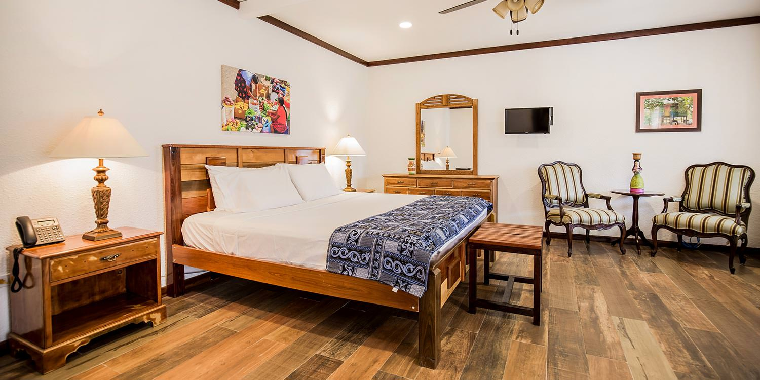 San Ignacio Belize Standard Rooms