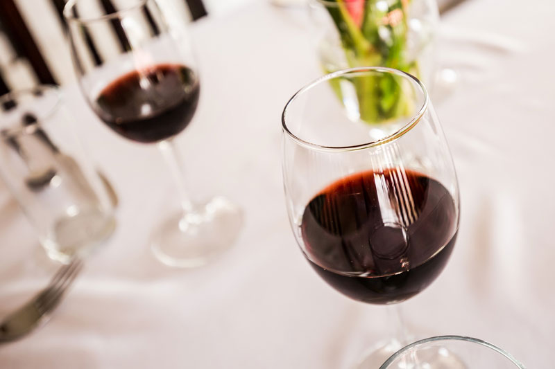 San Ignacio Restaurant Wine